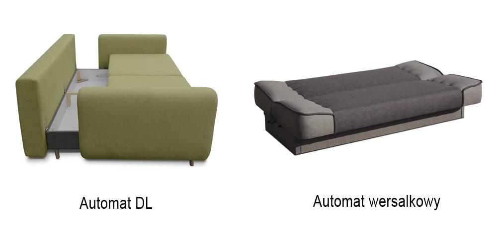 Rozkładane kanapy